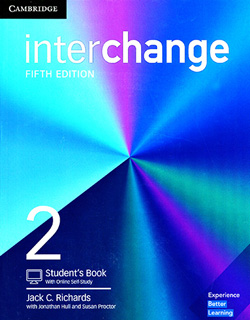 INTERCHANGE 2 STUDENTS BOOK WITH ONLINE SELF STUDY