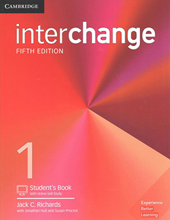 INTERCHANGE 1 STUDENTS BOOK WITH ONLINE SELF STUDY