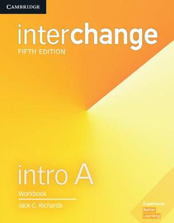 INTERCHANGE INTRO A WORKBOOK