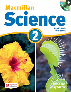 MACMILLAN SCIENCE 2 PUPILS BOOK WITH EBOOK...