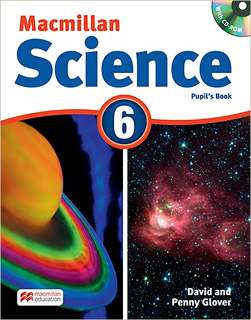 MACMILLAN SCIENCE 6 PUPILS BOOK (INCLUDE CD)