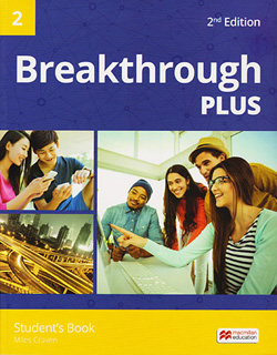 BREAKTHROUGH PLUS 2 STUDENTS BOOK