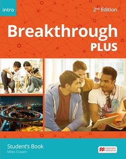 BREAKTHROUGH PLUS INTRO STUDENTS BOOK