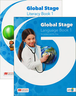 GLOBAL STAGE LEVEL 1 STUDENTS BLENDED PACK...
