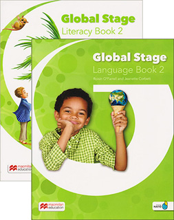 GLOBAL STAGE LEVEL 2 STUDENTS BLENDED PACK...