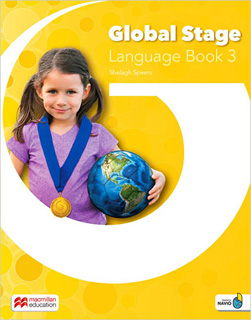 GLOBAL STAGE LEVEL 3 LITERACY BOOK AND LANGUAJE...