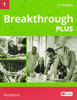 BREAKTHROUGH PLUS 1 WORKBOOK (INCLUDE ACCESS CODE)