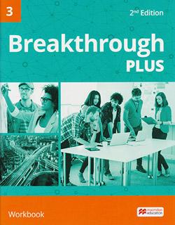 BREAKTHROUGH PLUS 3 WORKBOOK (INCLUDE ACCESS CODE)