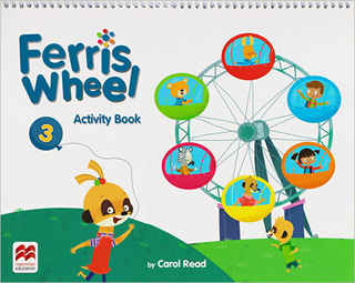 FERRIS WHEEL 3 ACTIVITY BOOK