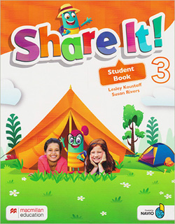 SHARE IT! 3 STUDENT BOOK (INCLUDE SHAREBOOK AND...