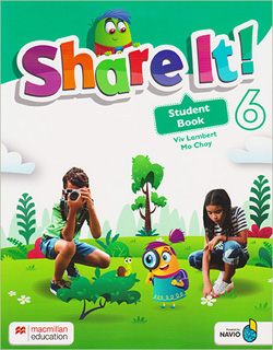 SHARE IT! 6 STUDENTS BOOK (WITH SHAREBOOK AND...