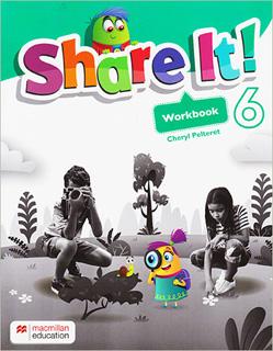 SHARE IT! 6 WORKBOOK