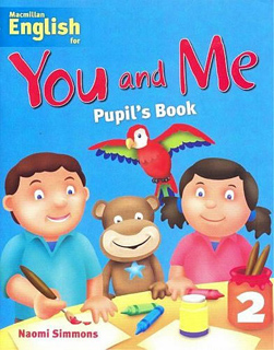 YOU AND ME 2 PUPILS BOOK