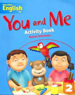 YOU AND ME ACTIVITY BOOK 2