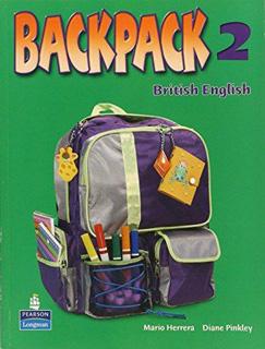 BACKPACK 2 BRITISH ENGLISH STUDENTS BOOK