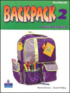 BACKPACK 2 BRITISH ENGLISH WORKBOOK