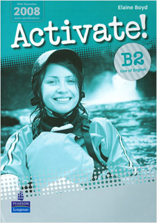 ACTIVATE B2 USE OF ENGLISH