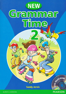 NEW GRAMMAR TIME 2 (INCLUDE CD)