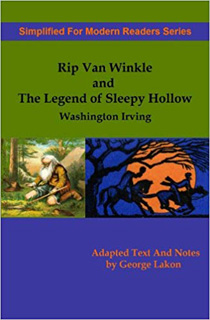 RIP VAN WINKLE AND THE LEGEND OF SLEEPY HOLLOW...