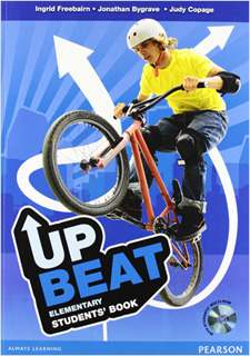 UPBEAT ELEMENTARY STUDENTS BOOK (INCLUDE CD)