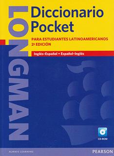 LONGMAN DICCIONARIO POCKET: INGLES-ESPAÑOL,...