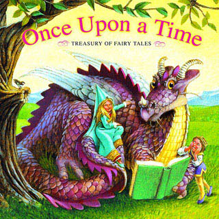 ONCE UPON A TIME: TREASURY OF FAIRY TALES...
