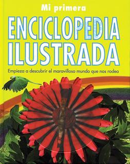 MI PRIMERA ENCICLOPEDIA ILUSTRADA (LENTICULAR)