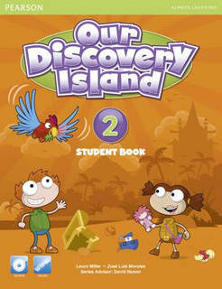 OUR DISCOVERY ISLAND 2 STUDENT BOOK (INCLUYE CD)