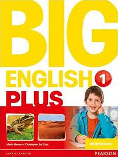BIG ENGLISH PLUS 1 WORKBOOK (INCLUDE CD)
