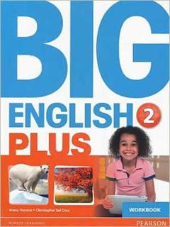 BIG ENGLISH PLUS 2 WORKBOOK (INCLUDE CD)