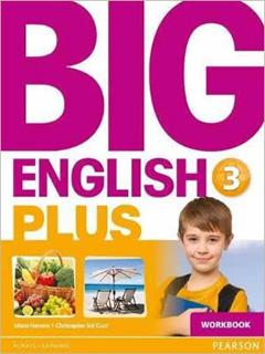 BIG ENGLISH PLUS 3 WORKBOOK (INCLUDE CD)