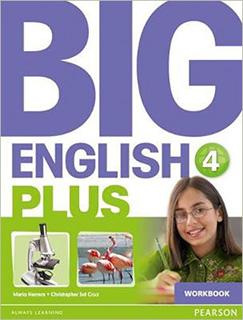 BIG ENGLISH PLUS 4 WORKBOOK (INCLUDE CD)
