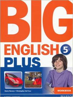 BIG ENGLISH PLUS 5 WORKBOOK (INCLUDE CD)