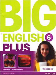 BIG ENGLISH PLUS 6 WORKBOOK (INCLUDE CDS)