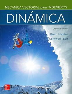 MECANICA VECTORIAL PARA INGENIEROS DINAMICA