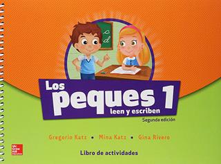LOS PEQUES 1 LEEN Y ESCRIBEN LIBRO DE ACTIVIDADES