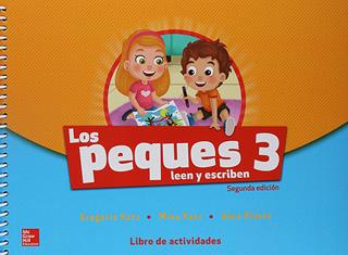 LOS PEQUES 3 LEEN Y ESCRIBEN LIBRO DE ACTIVIDADES