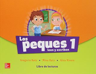 LOS PEQUES 1 LEEN Y ESCRIBEN LIBRO DE LECTURAS