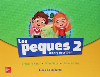 LOS PEQUES 2 LEEN Y ESCRIBEN LIBRO DE LECTURAS