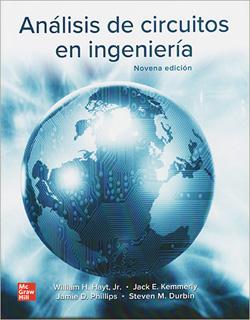 ANALISIS DE CIRCUITOS EN INGENIERIA (INCLUYE...