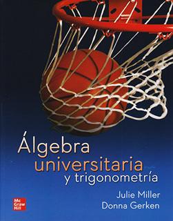 ALGEBRA UNIVERSITARIA Y TRIGONOMETRIA - BUNDLE...