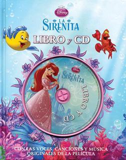 LA SIRENITA (LIBRO Y CD)