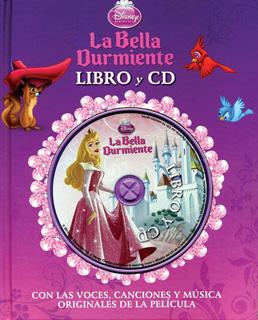 LA BELLA DURMIENTE (LIBRO Y CD)
