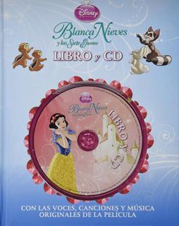 BLANCA NIEVES (LIBRO Y CD)