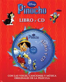 PINOCHO (LIBRO Y CD)