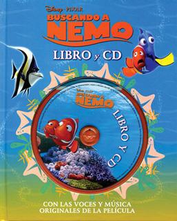 BUSCANDO A NEMO (LIBRO Y CD)