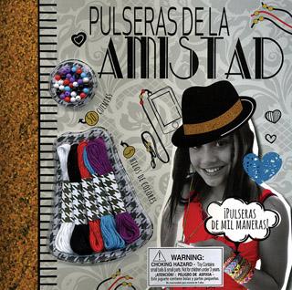 CHICA AL 100. PULSERAS DE LA AMISTAD