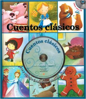 CUENTOS CLASICOS (INCLUYE CD)