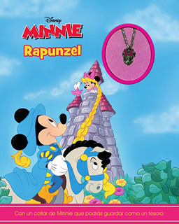 DISNEY CHARMS: MINNIE RAPUNZEL