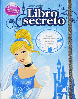 LIBRO DE SECRETOS BIG CENICIENTA